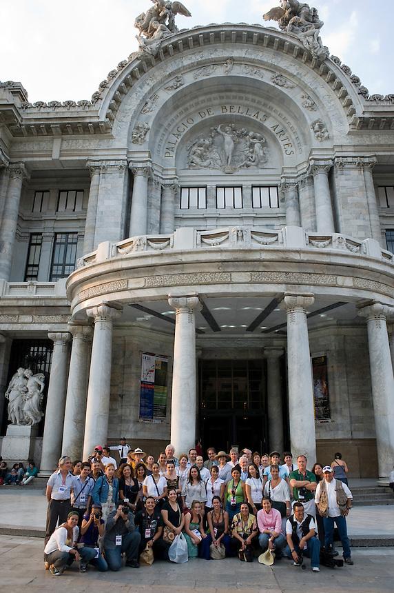 Bellas Artes, Centro Historico. Aromas y Sabores with Chef Patricia Quintana, Mexico City, Mexico