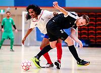 Futsal National League, Auckland v Capital, Bruce Pullman Park, Auckland, Sunday 25 November 2018, Photo: Simon Watts/www.bwmedia.co.nz
