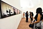 GIULIO PAOLINI / RAVELLO<br /> mostra a cura di Laura Valente e Gianluca Riccio<br /> <br /> Cappella di Villa Rufolo<br /> Dal 5 agosto al 16 settembre