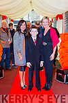 Lorraine counihan, Gary Coffey and Marie Murphy Cullina NS at  the Premiere of the Star Wars The Force Awakens in Killarney Cinema on Thursday