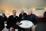 Celebrity Golf @ Golf Live.Ian Edwards, Rob Holt & Russell Phillips..Celtic Manor Resort.12.05.13.©Steve Pope