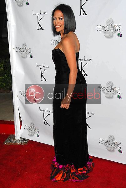 Sheila E.<br />at &quot;Circle of Passion&quot;, an evening with Lloyd Klein presented by the Elevate Hope Foundation. Astra Lounge, West Hollywood, CA. 02-26-06<br />Dave Edwards/DailyCeleb.com 818-249-4998