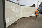 Westfield's £1.5 billion White City development in West London. Australian construction company Multiplex, also responsible for the much-delayed Wembley Stadium, pulled out in August 2006.