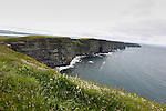 Looking South at The Cliffs of Moher in County Clare, Ireland on Friday June 21st 2013. (Photo by Brian Garfinkel)