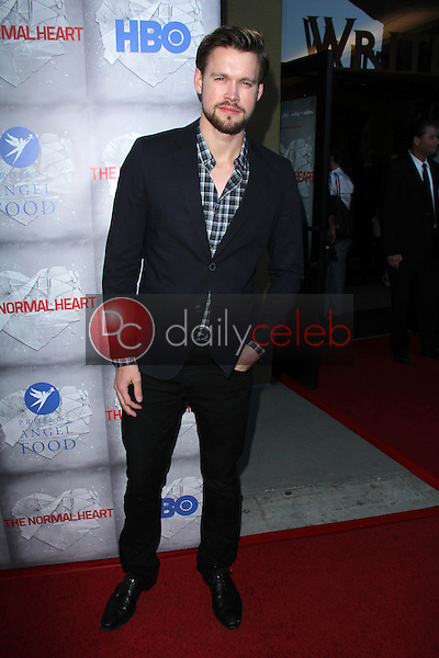 Chord Overstreet<br /> at the HBO Premiere of &quot;The Normal Heart,&quot; WGA Theater, Beverly Hills, CA 05-19-14<br /> David Edwards/DailyCeleb.com 818-249-4998
