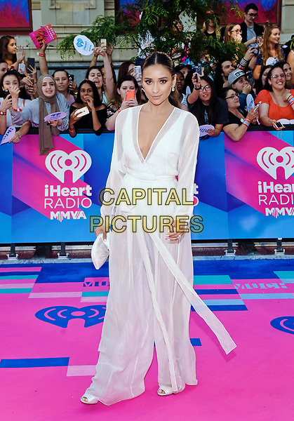 18 June 2017 - Toronto, Ontario, Canada.  Shay Mitchell arrives on the pink carpet at the 2017 iHeartRadio MuchMusic Video Awards at MuchMusic HQ. <br /> CAP/ADM/BPC<br /> &copy;BPC/ADM/Capital Pictures