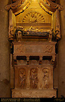 Tomb of Antipope John XXIII Donatello Michelozzo Baptistry of San Giovanni Florence