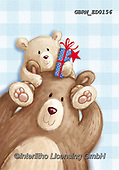 Roger, CUTE ANIMALS, LUSTIGE TIERE, ANIMALITOS DIVERTIDOS, paintings+++++,GBRMED0156,#ac#, EVERYDAY