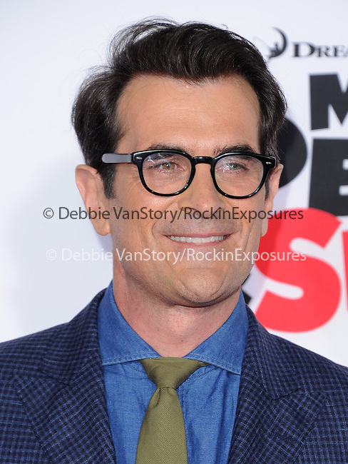 Ty Burrell attends The Twentieth Century Fox and Dreamwork Animation Holly-Woof Premiere of Mr. Peabody & Sherman Premiere held at The Regency Village Westwood in Westwood, California on March 05,2014                                                                               © 2014 Hollywood Press Agency