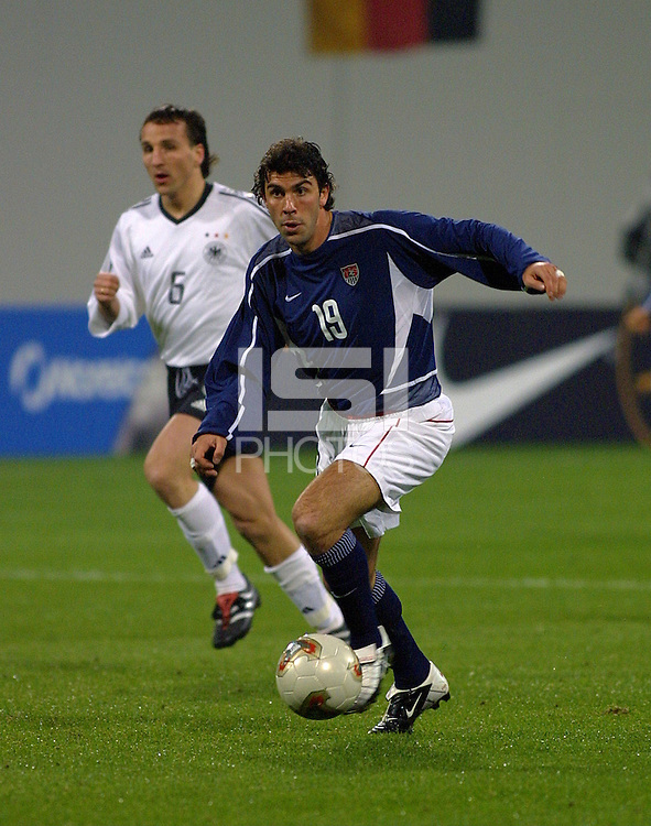Jovan Kirovski, USA vs Germany, 2002.