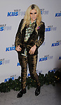 LOS ANGELES, CA - DECEMBER 03: Ke$ha attends the KIIS FM's Jingle Ball 2012 held at Nokia Theatre LA Live on December 3, 2012 in Los Angeles, California.