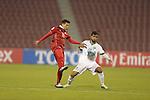 Saudi Arabia vs Thailand during the AFC U23 Championship 2016 Group B match on January 13, 2016 at the Grand Hamad Stadium in Doha, Qatar. Photo by Fadi Al-Assaad / Lagardère Sports