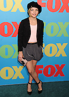 NEW YORK CITY, NY, USA - MAY 12: Camren Bicondova at the FOX 2014 Programming Presentation held at the FOX Fanfront on May 12, 2014 in New York City, New York, United States. (Photo by Celebrity Monitor)