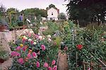 Community Gardens at Fort Mason, San Francisco, California