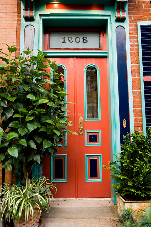 Pittsburgh Neighborhood Doors -