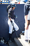 Ichiro Suzuki (Yankees),<br /> MARCH 1, 2014 - MLB : Ichiro Suzuki of the New York Yankees during a spring training baseball game against the Philadelphia Phillies at George M. Steinbrenner Field in Tampa, Florida, United States.<br /> (Photo by Thomas Anderson/AFLO) (JAPANESE NEWSPAPER OUT)