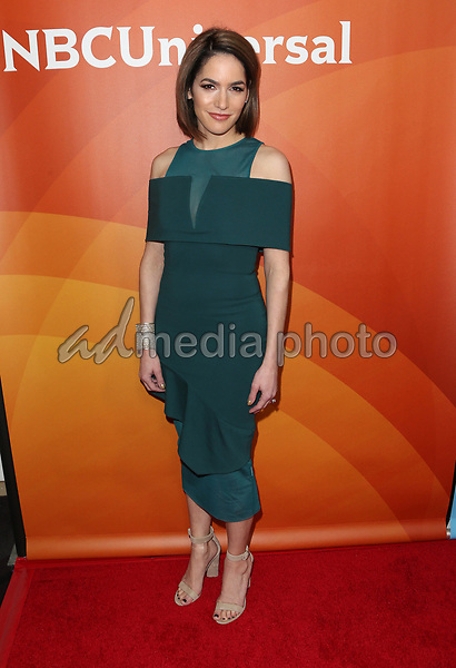 20 March 2017 - Beverly Hills California - Darcy Sterling. 2017 NBCUniversal Summer Press Day held at The Beverly Hilton Hotel. Photo Credit: AdMedia