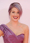LOS ANGELES, CA - SEPTEMBER 23: Kelly Osbourne arrives at the 64th Primetime Emmy Awards at Nokia Theatre L.A. Live on September 23, 2012 in Los Angeles, California.