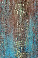 Peeling paint texture abstract.