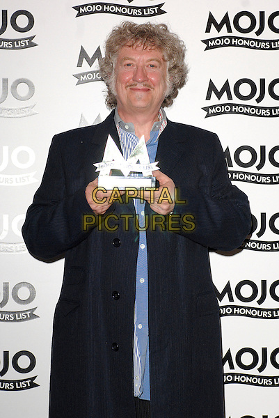 NODDY HOLDER.The MOJO Honours List Ceremony, The Brewery,London, England..June 18th , 2007.half length award trophy mustache facial hair soul patch black jacket .CAP/BEL.©Belcher/Capital Pictures