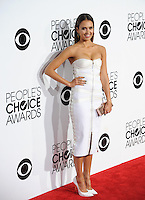 Jessica Alba at the 2014 People's Choice Awards at the Nokia Theatre, LA Live.<br /> January 8, 2014  Los Angeles, CA<br /> Picture: Paul Smith / Featureflash