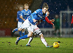 St Johnstone v Hamilton Accies 16.01.16