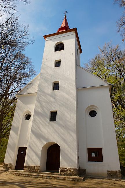 St Vid church, Velem Hungary