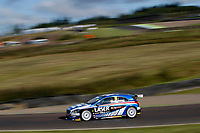 Round 8 of the 2018 British Touring Car Championship.  #16 Aiden Moffat. Laser Tools Racing. Mercedes Benz A-Class