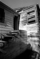 Abandoned sanitarium, 1987.   p&amp;#xA;<br />