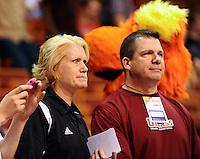 May Kotsopoulos - CT Sun exhibition game against Atlanta Dream.  Sun win 86-79.
