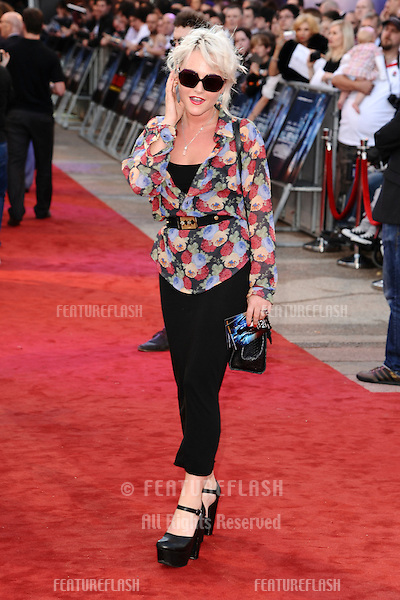"Jaime Winstone arrives for the premiere of ""Cowboys and Aliens"" at the 02 cineworld cinema, London. 11/08/2011 Picture by: Steve Vas / Featureflash"