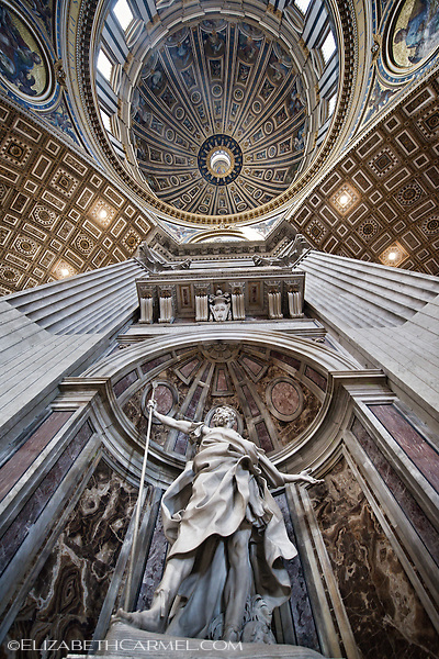 Dome View I, St. Peter's Cathedral