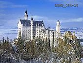 Gerhard, CHRISTMAS LANDSCAPES, WEIHNACHTEN WINTERLANDSCHAFTEN, NAVIDAD PAISAJES DE INVIERNO, Christmas symbols, Weihnachten Symbole, Navidad sí,Neu Schwanstein castle in winter,photos+++++,DTMB564-16,#XL# ,Schloss Neuschwanstein