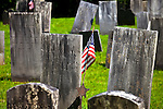 Old Cemetary in Buckland, MA