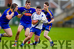 Conor O'Shea Saint Marys in action against Darragh Kelly, Cian O'Brien and Bryan McMahon Ratoath in the Semi Final of the Intermediate Club Championship at the Gaelic Grounds in Limerick on Sunday.