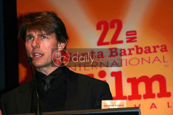 Tom Cruise<br />at the 22nd Annual Santa Barbara International Film Festival's presentation of the Modern Master Award to Will Smith. The Arlington Theatre, Santa Barbara, CA. 01-27-07<br />Dave Edwards/DailyCeleb.com 818-249-4998