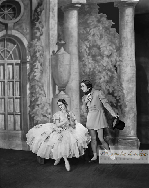 Anna Pavlova - Invitation to the dance