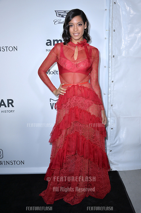 LOS ANGELES, CA. October 27, 2016: Stephanie Sigman at the 2016 amfAR Inspiration Gala at Milk Studios, Los Angeles.<br /> Picture: Paul Smith/Featureflash/SilverHub 0208 004 5359/ 07711 972644 Editors@silverhubmedia.com
