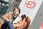 20170207. Mohamed Ben Attia present Hedi in Madrid.