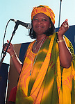 Irma Thomas, Sept. 1998, San Francisco Blues Festival