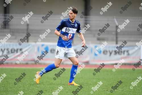 2016-07-30 / Voetbal / Seizoen 2016-2017 / FC Turnhout / Sjors Paridaans<br /> <br /> Foto: Mpics.be