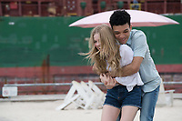 EVERY DAY (2018)<br /> ANGOURIE RICE, JUSTICE SMITH<br /> *Filmstill - Editorial Use Only*<br /> CAP/FB<br /> Image supplied by Capital Pictures