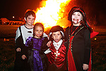 Adam, Leah, Cian Francis and Jessie Lambe at the Bonfire Rathmullen/Ballsgrove...Photo NEWSFILE/Jenny Matthews.(Photo credit should read Jenny Matthews/NEWSFILE)....This Picture has been sent you under the condtions enclosed by:.Newsfile Ltd..The Studio,.Millmount Abbey,.Drogheda,.Co Meath..Ireland..Tel: +353(0)41-9871240.Fax: +353(0)41-9871260.GSM: +353(0)86-2500958.email: pictures@newsfile.ie.www.newsfile.ie.FTP: 193.120.102.198.