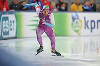 SCHAATSEN: AMSTERDAM: Olympisch Stadion, 01-03- 2014, KPN NK Sprint/Allround, Coolste Baan van Nederland, Michel Mulder, ©foto Martin de Jong