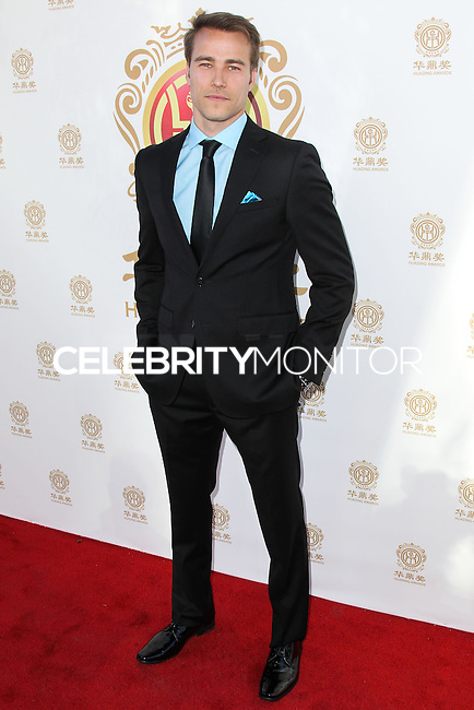 HOLLYWOOD, LOS ANGELES, CA, USA - JUNE 01: Karl E. Landler at the 12th Annual Huading Film Awards held at the Montalban Theatre on June 1, 2014 in Hollywood, Los Angeles, California, United States. (Photo by Xavier Collin/Celebrity Monitor)