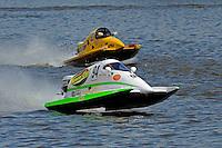 Paul Trolian (#94) & Milo Degugas (#83) SST-45 class.Bay City River Roar, Bay City,Michigan USA.26-2821 June, 2009..©F. Peirce Williams 2009 USA.F.Peirce Williams.photography.ref: RAW (.NEF) File Available