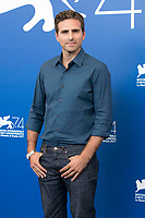 Andrea Pallaoro during the 'Hannah' photocall at the 74th Venice International Film Festival at the Palazzo del Casino on September 08, 2017 in Venice, Italy