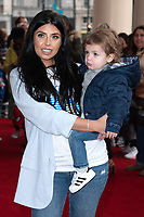Cara de la Hoyde attends the Celebrity Gala Performance of 'Where Is Peter Rabbit?' at The Theatre Royal in London, England. Tuesday 9th April 2019.<br /> CAP/JWP<br /> ©JWP/Capital Pictures