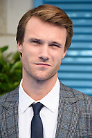 """Hugh Skinner<br /> arriving for the """"Mama Mia! Here We Go Again"""" World premiere at the Eventim Apollo, Hammersmith, London<br /> <br /> ©Ash Knotek  D3415  16/07/2018"""