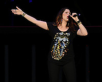 WEST PALM BEACH - MAY 12:  Hillary Scott of Lady Antebellum  performs at the Cruzan Amphitheatre on May 12, 2012 in West Palm Beach, Florida. © mpi04/MediaPunch Inc